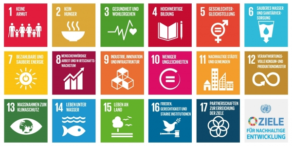 17 SDGs